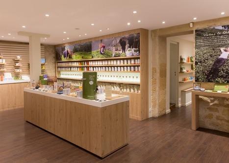 Ova Design métamorphose les boutiques Palais des Thés | Presse et actus de l'agence Ova Design | Scoop.it