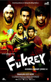 Fukrey : Movie Review   Movie Reviews   Scoop.it