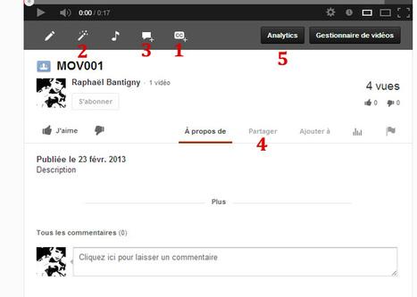 Améliorer le référencement de ses vidéos Youtube: les solutions gratuites | Agence Web Newnet | Référencement (SEO - SEA - SEM - SMO) | Scoop.it