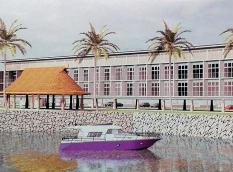 Une ferme aquacole géante installée s/1 ancienne base atomique  / #France Inter 37 mn #Polynésie #Nucléaire #Environnement | Infos en français | Scoop.it