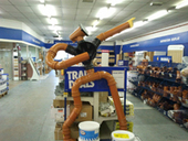 Meet 'Udrain Bolt' at Jewson - Builders' Merchants News | Northampton Builders | Scoop.it