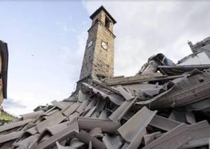Un fuerte terremoto sacude el centro de Italia | CTMA | Scoop.it