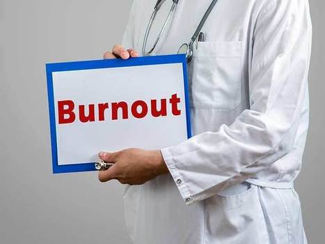 Burnout: Is it Real? If Yes, Can it Be Codified? | Healthy Vision 2020 | Scoop.it
