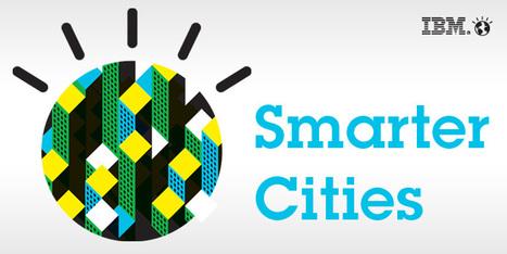 Montpellier va bientôt devenir une Smart City grâce à IBM   Urba   Scoop.it