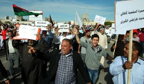 Libya is in anarchy as US/NATO backed terrorists reign – Farazh Muftah #Tripoli #Libya   Saif al Islam   Scoop.it