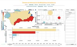 Una nueva herramienta del Instituto de Estadística y Cartografía permite visualizar datos sobre un territorio y su evolución - Portavoz del Gobierno Andaluz | Nuevas Geografías | Scoop.it