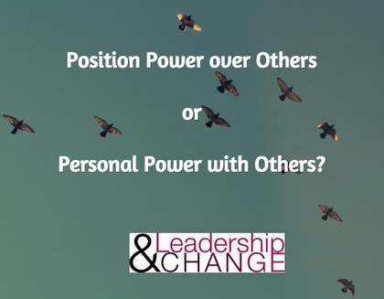 Position Power Over Others versus Personal Power With Others   Communication for Social Change   Scoop.it