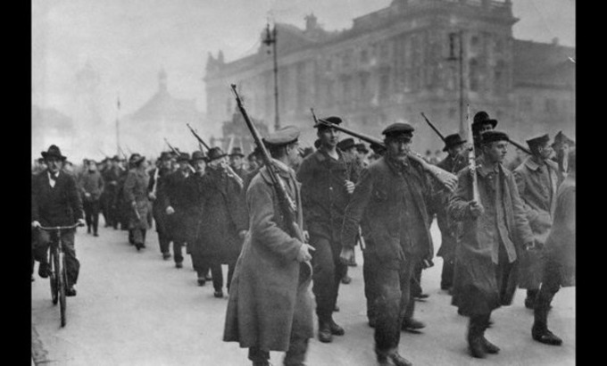 How German workers' movement nearly won, then lost, the revolution - Green Left Weekly | real utopias | Scoop.it