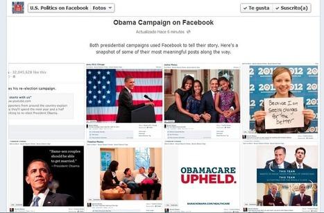 Facebook resume las campañas de Barack Obama y Mitt Romney   VICTORIA DE LAS REDES SOCIALES EN LAS PRESIDENCIALES DE EEUU   Scoop.it