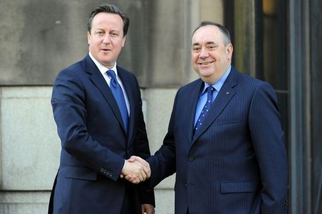 Bombshell Daily Record poll shows Scots will back independence if they think David Cameron will remain Prime Minister | Scottish Independence: A Better Future. | Scoop.it