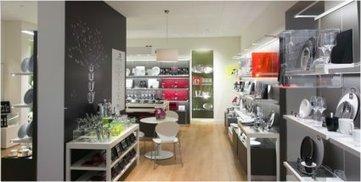 Brio crée un nouveau concept pour Guy Degrenne by Brio | Retail Design Review | Scoop.it
