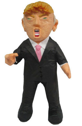 Large Donald Trump Political Pinata | Pinatas | Scoop.it