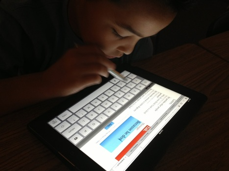 20+ top iPad apps for writers - Daily Genius | Technology and language learning | Scoop.it