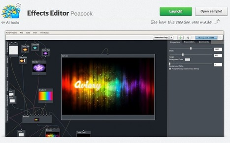Aviary sound editor – Edición de sonido online y más | Biblioteca TIC Castroverde | Scoop.it
