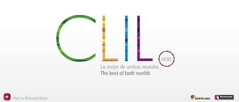 CLIL Richmond/Santillana website | CLIL Teacher Education | Scoop.it