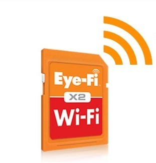 WiFi SD Cards: Eye-Fi Memory Cards: Wireless Photo and Video Uploads from your Camera to your Computer & the Web | Eye-Fi | world of Photo and vidéo | Scoop.it