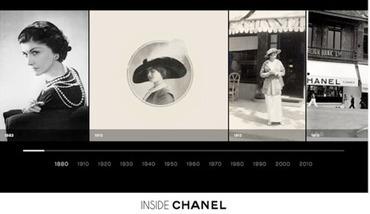 Inside Chanel, un bel exemple de brand content   Be Marketing 3.0   Scoop.it