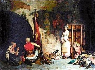Θεόδωρος Ιακώβου Ράλλης   Favorite Paintings digital   Scoop.it