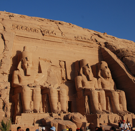 Teach Through Educational Travel: Abu Simbel, Egypt | WorldStrides International Discovery | Cultural and Natural Treasures | Scoop.it