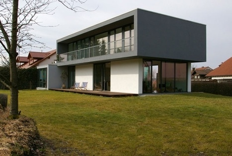 Double Functionality for a Family House | sustainable architecture | Scoop.it