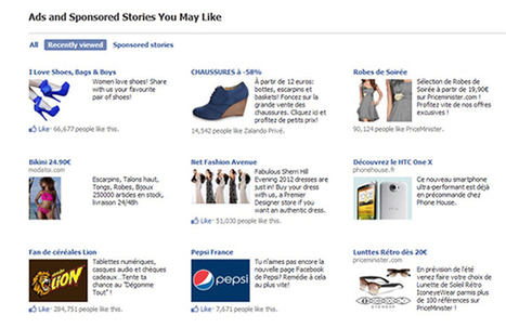 Is reclame via sociale netwerken wel efficiënt? | Ter leering ende vermaeck | Scoop.it
