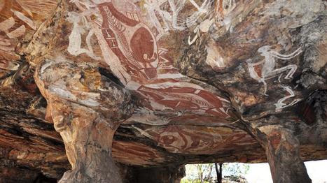 Découverte du plus ancien art rupestre en Australie | Aux origines | Scoop.it