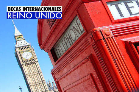 Listado de Becas para estudiantes Internacionales en Reino Unido | Empleo en La Rioja | Scoop.it