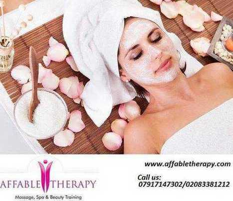 Learn Beauty Therapy Courses in London at Affable Therapy | Massage Training and Beauty Therapy | Scoop.it