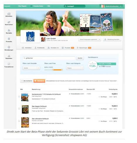 Shopware: Λανσάρισμα της Bepado, μιας καινοτόμου πλατφόρμας δικτύωσης των διαδικτυακών εμπόρων | Business for small businesses | Scoop.it