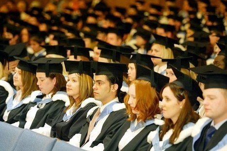 Three in four graduates will pay off student loans until their 50s   Third Level Funding   Scoop.it