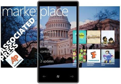 Windows Phone Marketplace reaches 50,000 apps | Microsoft | Scoop.it
