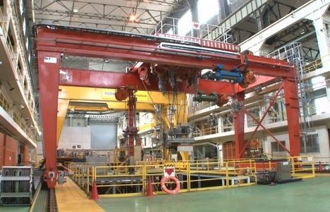 Toshiba Debris Removal System Installed at Fukushima Daiichi 3 Nuclear Unit | Fukushima | Scoop.it
