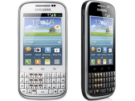 How to Root Samsung Galaxy Chat GT-B5330 using Odin [Easy Tutorial]   Rooting Tutorials   Scoop.it