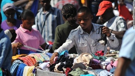 Is your old t-shirt hurting African economies? | Fashion Technology Designers & Startups | Scoop.it