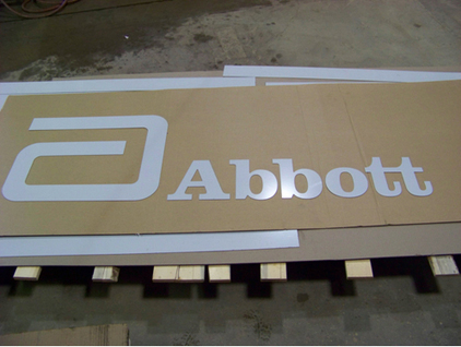 Cutting Edge Waterjet a Signage Design Firm | Cutting Edge Water Jet Service | Scoop.it