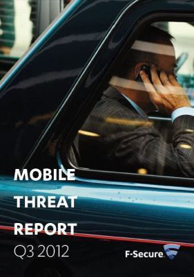 F-Secure Mobile threat report Q3/2012, cyber threats in the ether   Mobile (Post-PC) in Higher Education   Scoop.it