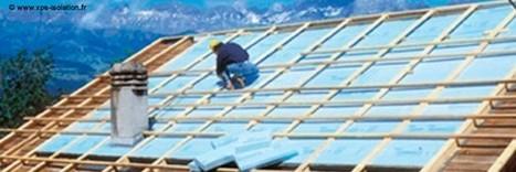 Le sarking, méthode d'isolation par l'extérieur des toitures en pente | Conseil construction de maison | Scoop.it
