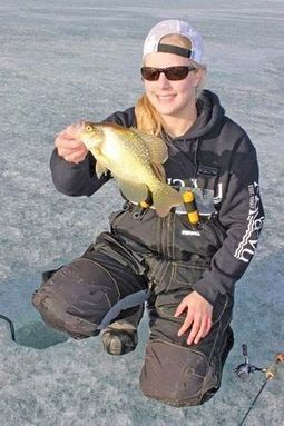 Where's the ice? - Herald Review | Freshwater Fishing | Scoop.it