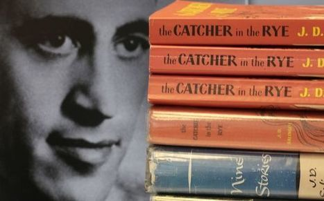 There Are Five New J.D. Salinger Books Coming - The Atlantic Wire   Pop Culture   Scoop.it