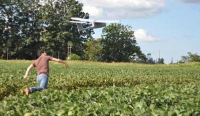 ¿Un avión para mejorar la producción de maiz? | Ingeniería en Molineria | Scoop.it