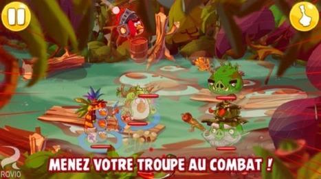 Angry Birds Epic sur smartphone, sortez les épées et les baguettes magiques pour ce nouveau RPG | Web as we like it | Scoop.it