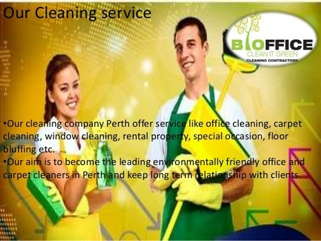 Commercial Cleaning Services in Perth, WA | Office Cleaning Company - Bioffice Pty Ltd Perth | Scoop.it