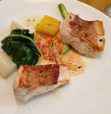 Restaurant Paris: Abri | Céline M. Céline aime. | Gastronomie Française 2.0 | Scoop.it