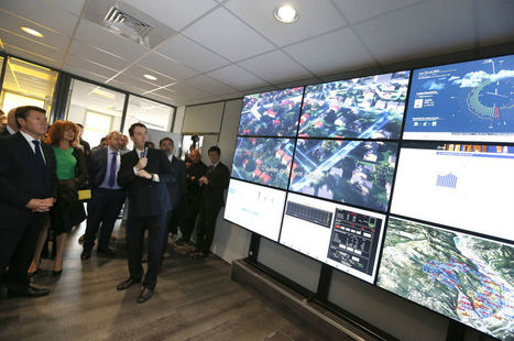 A Nice, le Smart city innovation center est plus qu'une vitrine technologique | Signalisation dynamique & trafic interurbain | Scoop.it
