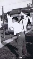 Remembering a Neighborhood: Backyard Baseball to Coal Yard 'Courage'   Family & Parenting   Scoop.it