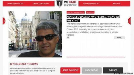 Plataforma virtual para reportajes censurados | Periodismo ciudadano | Scoop.it