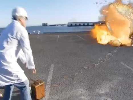 Apple's Newest Hire Made A Cringe-Worthy Video of Him Blowing Up An iPhone | Entrepreneurship, Innovation | Scoop.it