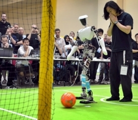 How Robot Soccer Is Leading to Technological Breakthroughs | The Robot Times | Scoop.it