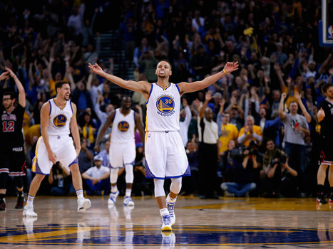 How The Golden State Warriors Are Breaking The NBA - FiveThirtyEight | lIASIng | Scoop.it