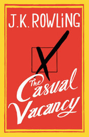 "CBCA Tasmania blog: ""Not so different from Harry"" - Lyndon reviews A Casual Vacancy 